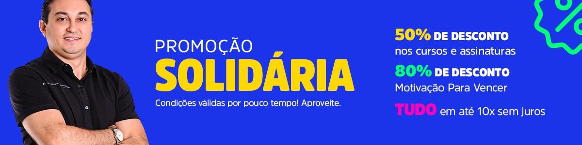 Promo Solidária maio2021