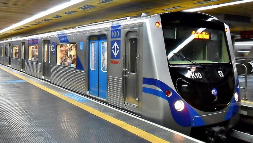 Metrô/SP abre concurso para oficial