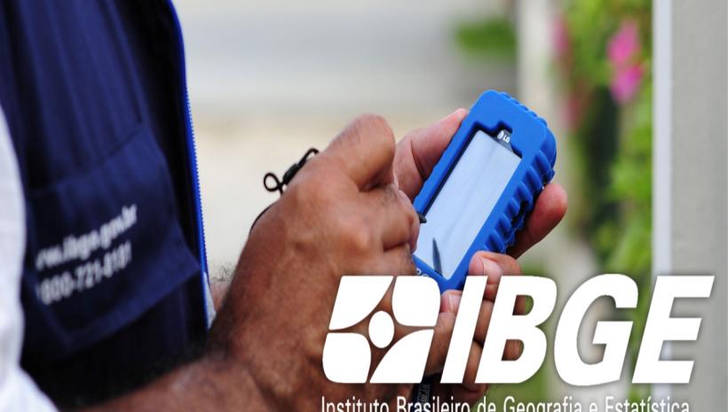 IBGE prorroga inscrições até o dia 26/05