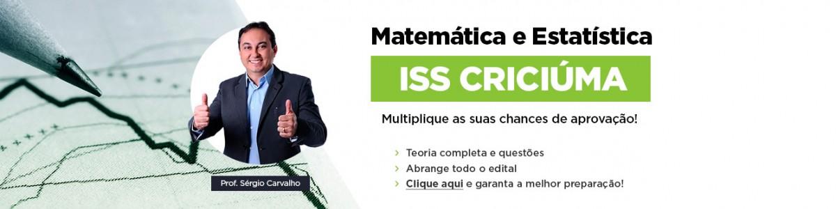ISS Criciúma 20 set