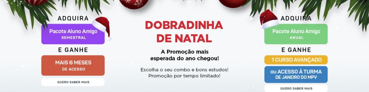 Promoção Dobradinha de Natal 2017