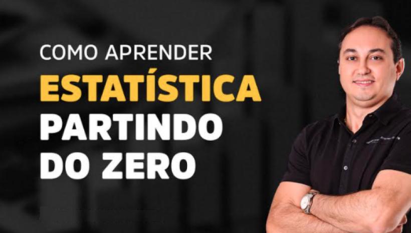 Como aprender Estatística do Zero
