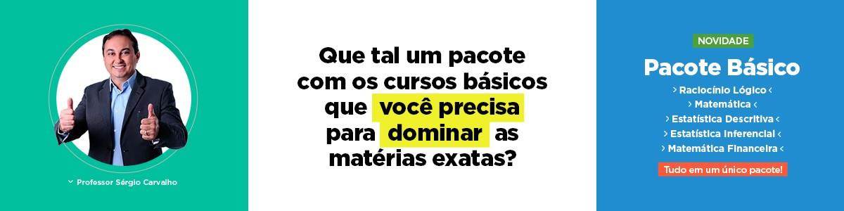 Pacote Sérgio Carvalho 15mai2018