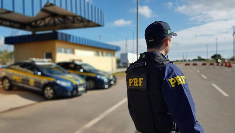 PRF: 500 vagas autorizadas
