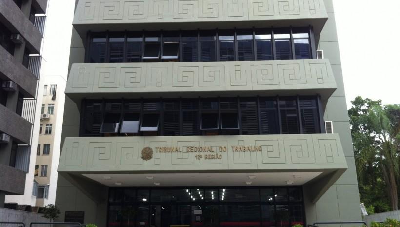 TRT/SC publica edital e já recebe inscrições