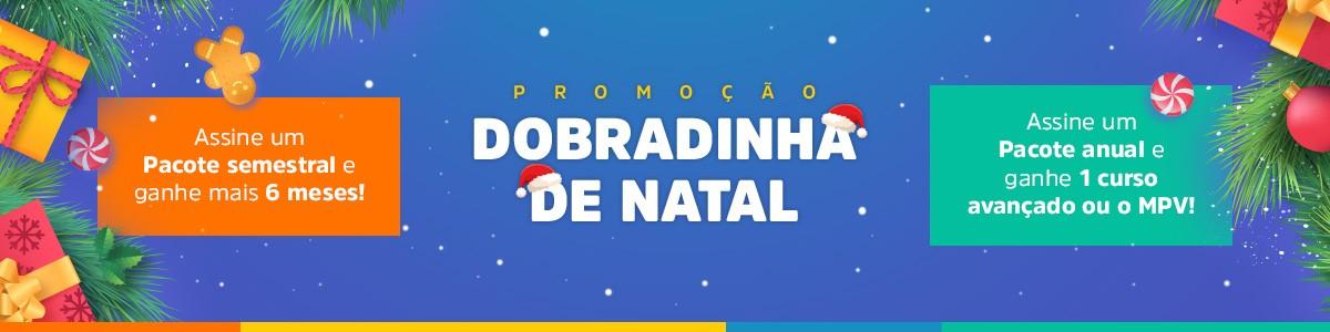 Promoção Dobradinha de Natal 2019