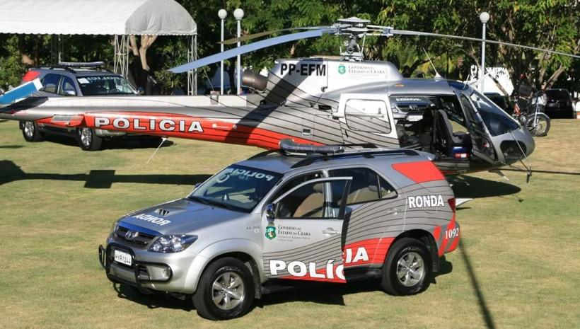 PM/Ceará abre concurso com 4.200 vagas