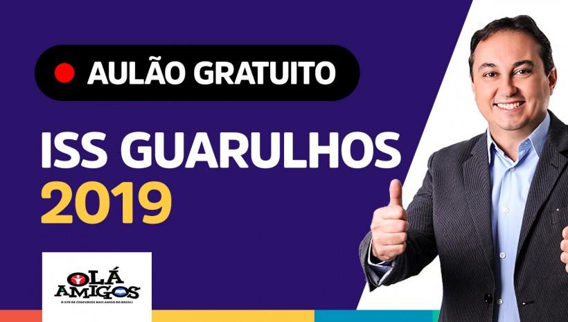 ISS Guarulhos: aulão gratuito hoje!