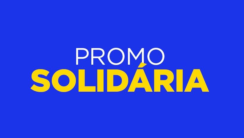 Última Semana da Promoção Solidária!