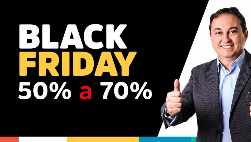 Aqui a Black Friday Continua!